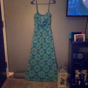 Cool, Beachy Summer Maxi Dress